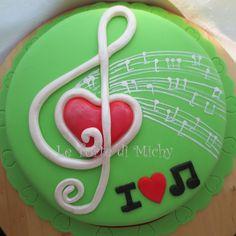 Music Cake <3
