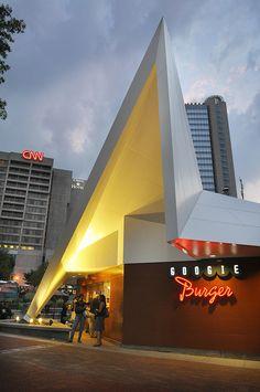 Googie Burger - Atlanta
