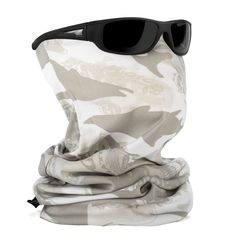 Flats Ghost Grey Faceguard