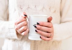 Top 10 Super Easy Minimalist Nail Art Ideas