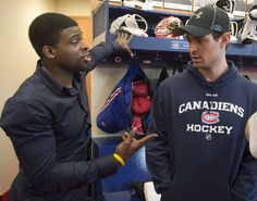 Carey Price, PK Subban...two building blocks for a 25th+ Cup!