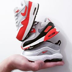 Nike Air Max 90 Mesh GS 833418 100 [140536] | Stock lot
