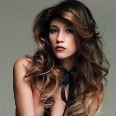 Come and see hair color pictures with tips on how to add new life and vitality to brown hair color.