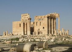 """I realize that the headline of this article sounds like it must be false, but it is actually completely true. The Temple of Baal (also known as the Temple of Bel) was a world famous landmark that was located in Palmyra, Syria. In August 2015, this temple was destroyed by ISIS, and most of the world recoiled in terror at the loss of a """"cultural heritage site"""". In an attempt to """"preserve history"""", two exact replicas of the 50 foot arch that stood at the entrance to the temple will be erected…"""