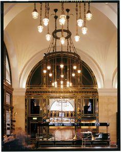 #Wolseley London, #David #Collins design