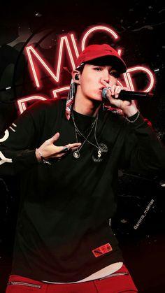 """Mic Drop"" BTS Wallpaper  Jung Hoseok"
