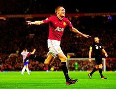 Darren Fletcher, Manchester United FC.