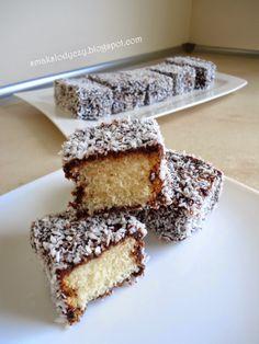Smak Słodyczy: kokoski, kokosanki Krispie Treats, Rice Krispies, Food And Drink, Sweets, Baking, Gastronomia, Good Food, Gummi Candy, Candy