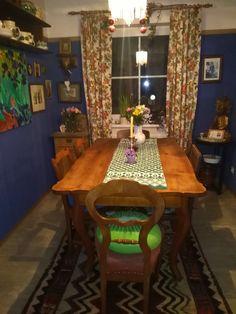 My home Boho, Table, Furniture, Home Decor, Decoration Home, Room Decor, Bohemian, Tables, Home Furnishings