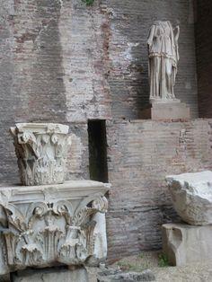 Resten van de Thermen van Diocletianus ~ dag 4