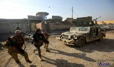 US-led coalition boosts Mosul military advisors to…