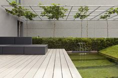 Grote strakke tuinen by Filip Van Damme