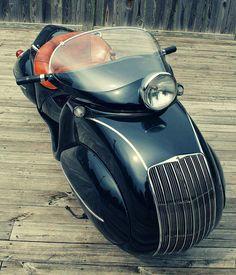 1930 Henderson Custom Motorcycle