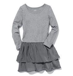 RUFFLE DRESS   Kid Girl   Kids   Joe Fresh