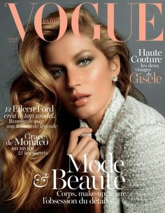 Provocative Woman: Gisele Bündchen For Vogue Paris, November 2013