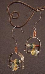 Sterling Silver, Copper, Boro...  from SallySunshine2