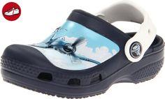 crocs CC Planes Clog 15343-410-105, Jungen Clogs & Pantoletten, Blau (Navy 410), EU 19-21 (UKC4-5) - Crocs schuhe (*Partner-Link)