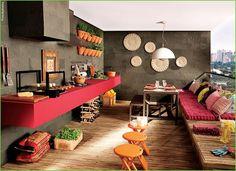 terraza groumet con comedor