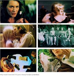 """Stardust movie [gifset] - """"Why would I want this? It's just a measly handful of stardust."""""""