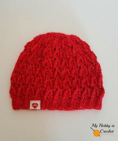 Sparkle Ruby Slouch