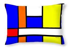 Throw Pillow - Geometric 9706