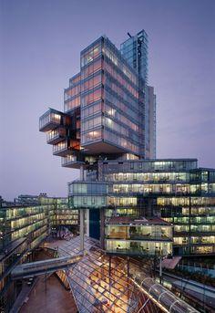Behnisch Architekten / Norddeutsche Landesbank am Friedrichswall