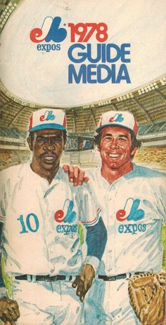 Montreal Expos - 1978 Media Guide