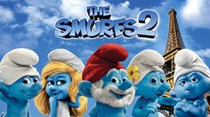 TOMORROW !!!!!!!!!   The Smurfs 2