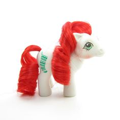 Baby Stockings Christmas Pony My Little Pony Kellogg's Mail Order Offer