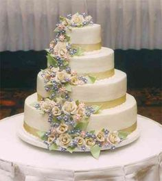 Walmart Wedding Cake Prices and Pictures   Cakes Cookies and     Wedding Cake Pictures Gallery