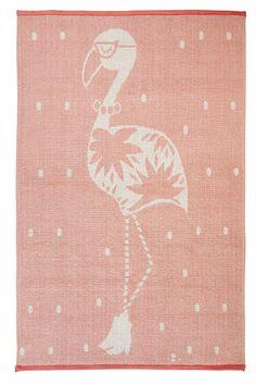 "Vloerkleed Kinderkamer ""Flamingo"""