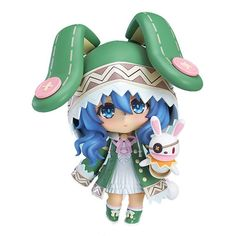 "12.99$  Watch here - http://aliygp.shopchina.info/go.php?t=32651704260 - ""Anime Cute Nendoroid 4"""" Date A Live Yoshino PVC Action Figure Collection Model Doll Toys Brinquedos P20"" 12.99$ #buyonlinewebsite"