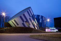 La Luciole, a concert venue in Alençon, France | Iam Architect