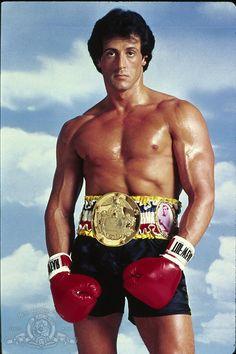 Sylvester Stallone in Rocky III (1982) http://www.movpins.com/dHQwMDg0NjAy/rocky-iii-(1982)/still-3852778240
