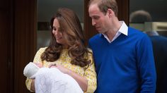 It's a girl: Kate Middleton and William welcome a princess - Zap2it | News & Features