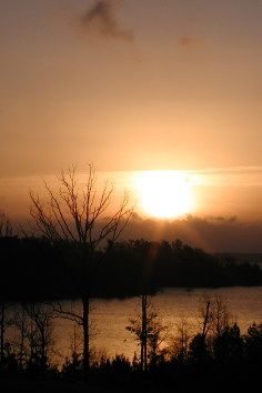 John W Kyle State Park, located on Scenic Sardis Reservoir!