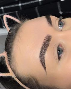 Brow Goals 🙌 #BrowWi