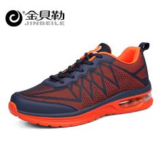 huge discount 552f3 e95e4 2017 Time limited Dmx Men Concrete Floor Spring Breathable Running Male Air  Cushion Shoes Shock Absorber Net Soles Winter New -in Running Shoes from  Sports ...
