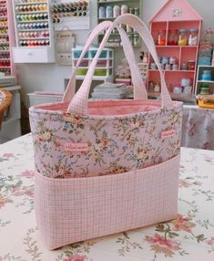 Fabric Handbags, Fabric Bags, Patchwork Bags, Quilted Bag, Crochet Shoulder Bags, Lace Bag, Diy Bags Purses, Diy Tote Bag, Simple Bags