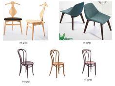 Designer dining chair from Huateng Furniture