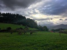 Tarde otoñal. #Asturias