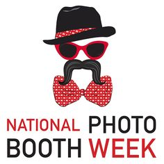 Happy National Photo Booth week from the entire Rushmore Photo Booth team!