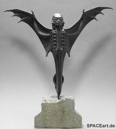H.R. Giger: Guardian Angel, Fertig-Modell ... http://spaceart.de/produkte/hrg001.php