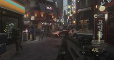 Couple of Call of Duty: Advanced Warfare PS4 Direct-Feed Screenshots Leaked