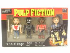 Pulp Fiction Geoms - The Gimp - Pulp Fiction Pulp Fiction Geoms