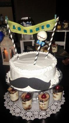 Little men cake