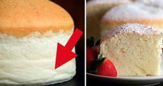 Jamás has probado un bizcocho tan esponjoso. Te contamos el truco – La voz del muro Choc Mousse, Tiramisu, Deserts, Dairy, Bread, Cupcake, Crafts, Gastronomia, Best Cheesecake
