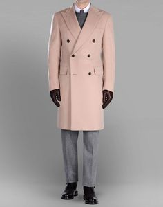 Brioni Men's Overcoats And Outerwear | Brioni Official Online Store