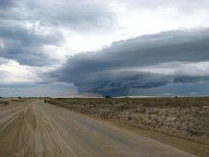 Mais tempestade chegando. Autoria da foto: Landucci