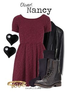 """""""Nancy"""" by charlizard ❤ liked on Polyvore featuring Betsey Johnson, Chicwish, Dorothy Perkins, Sperry Top-Sider, Freebird and Kate Spade"""